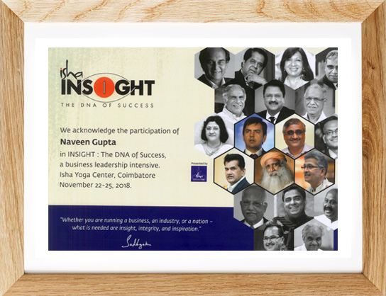 Participation in Insight