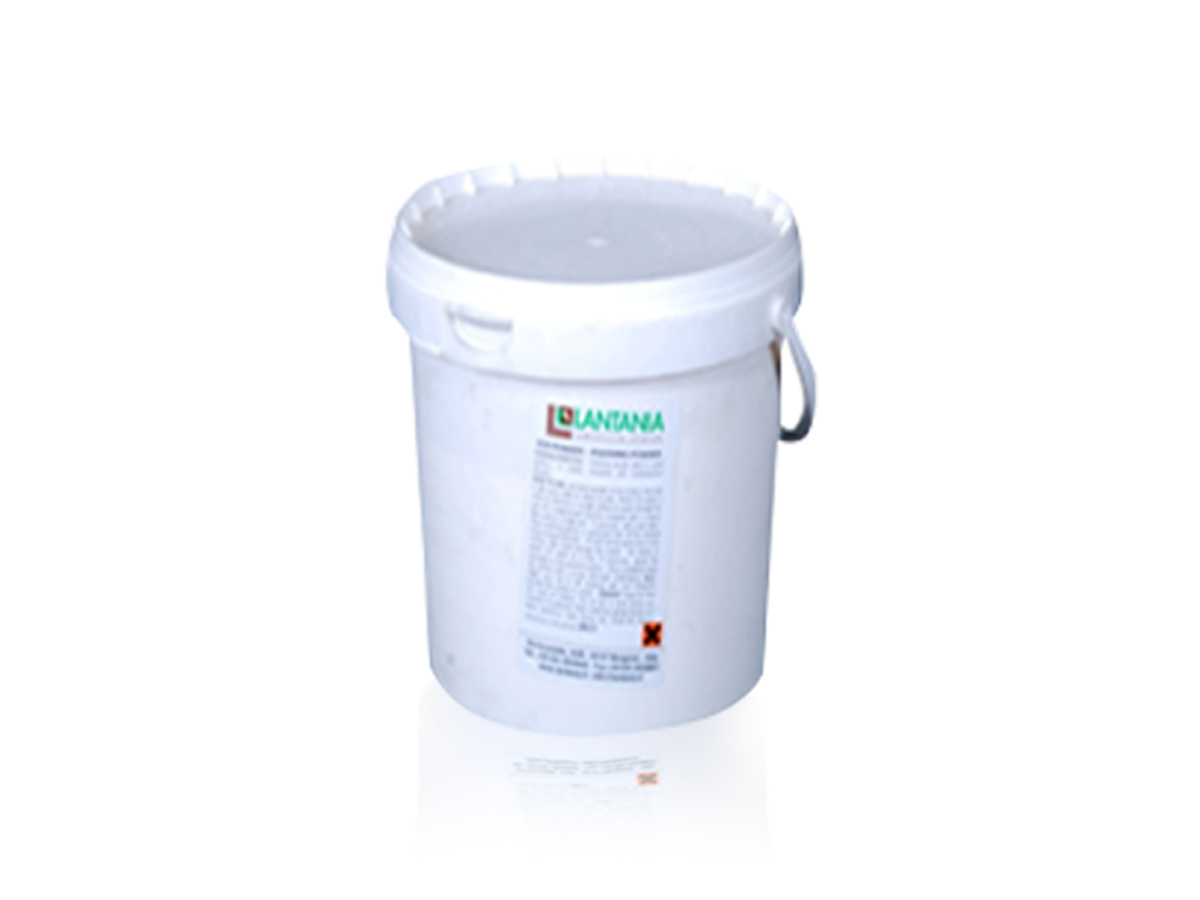 LANTAPOWDER (CRYSTALLIZER IN POWDER)