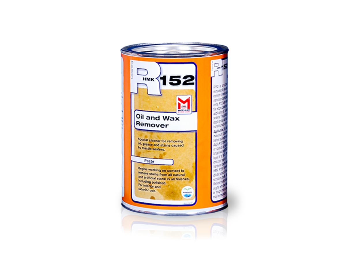 R152 (OIL AND WAX REMOVER – PASTE)