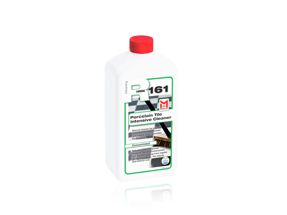 R161 - Porcelain Tile Intensive Cleaner