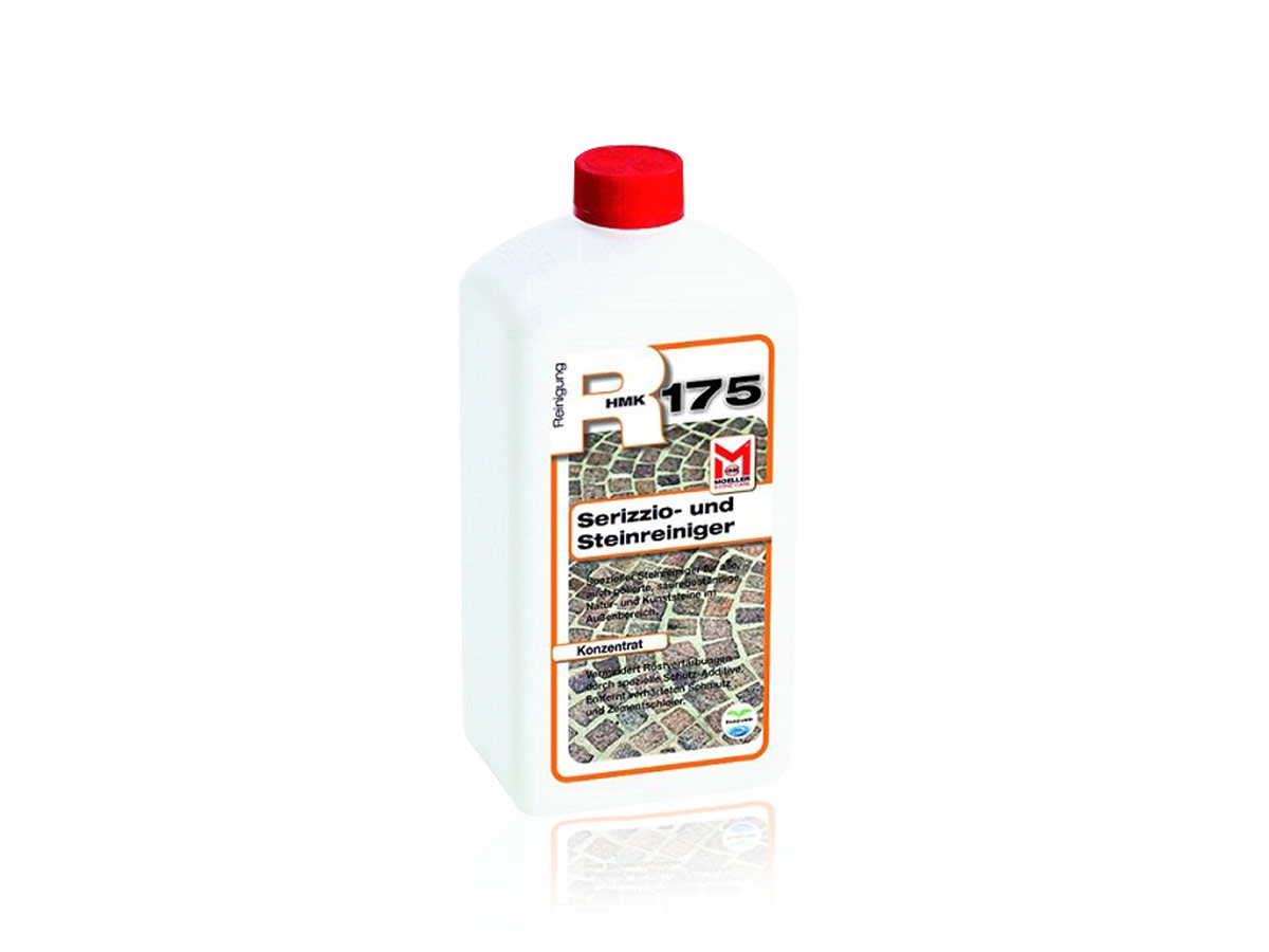 R 175 - Exterior Stone Cleaner - Acid Based