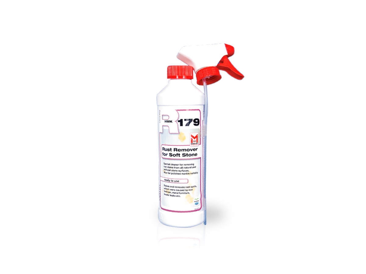 R179 - Rust Remover For Soft Stone