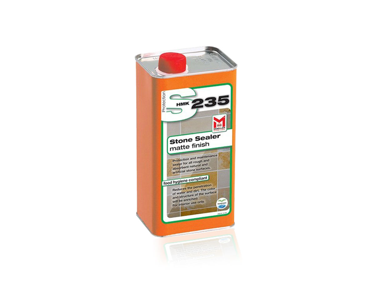 S235 - Stone Sealer - Matte Finish