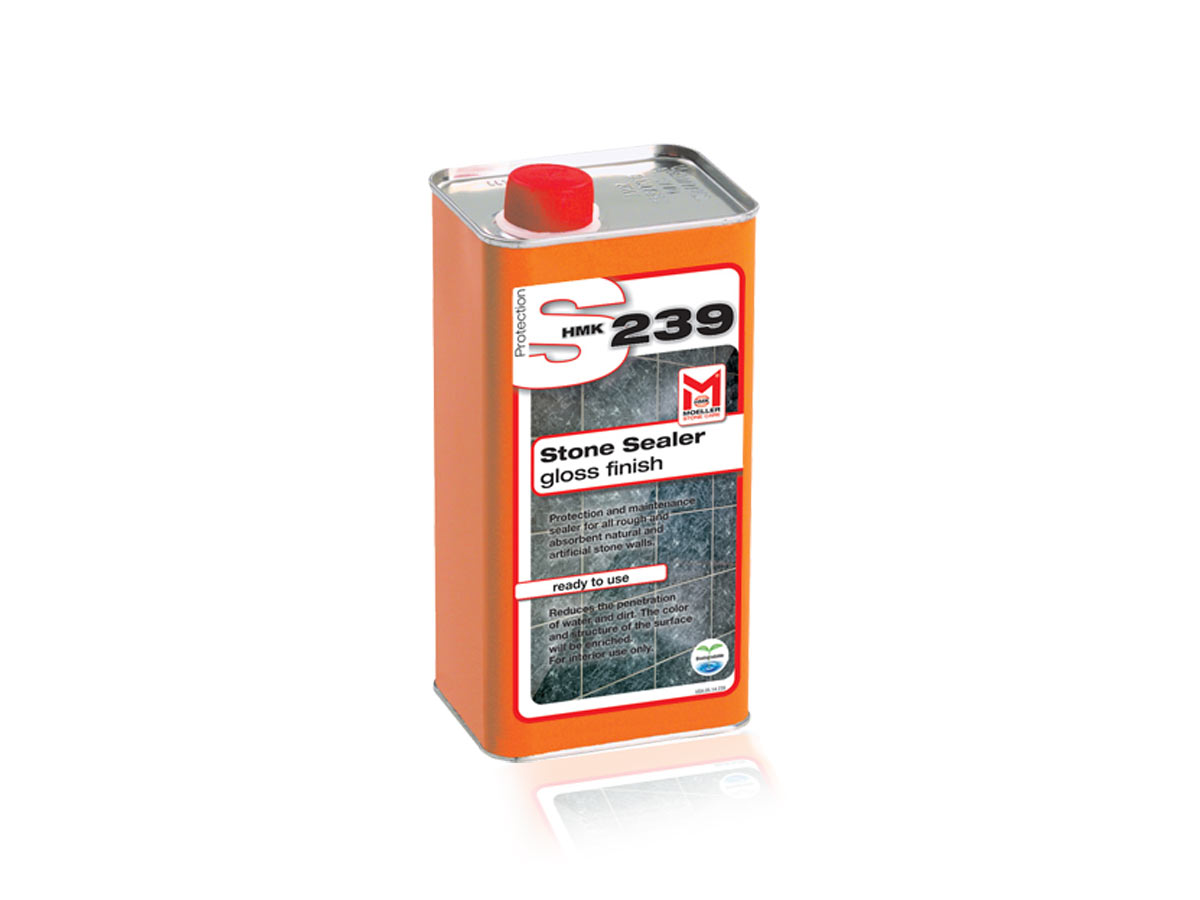 S239 - Stone Sealer - High Gloss