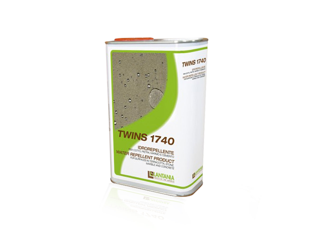 Twins 1740 - Water Repellent For Exterior