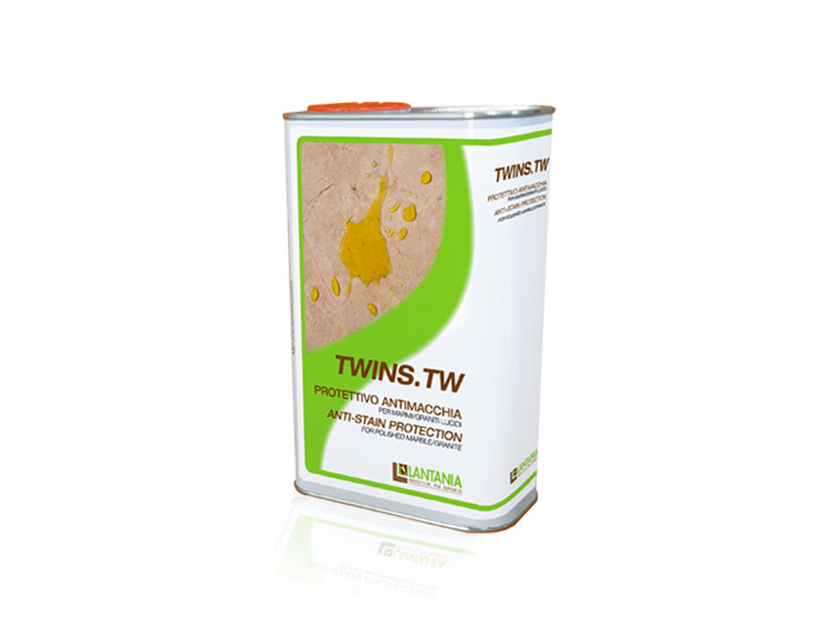 Twins.TW - Anti-Stain Protection For Polished Marble & Granite